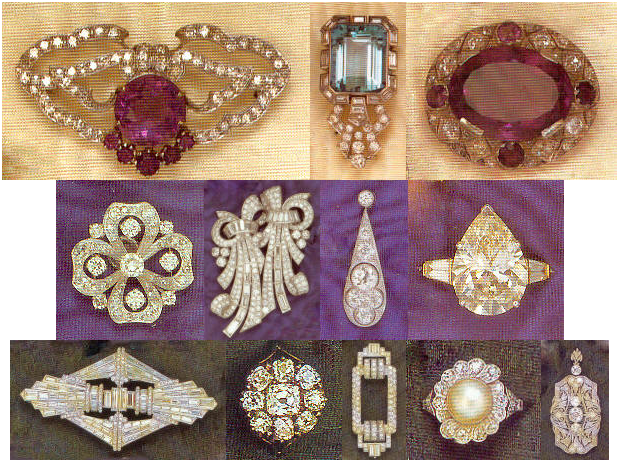antique and estate jewellery 2