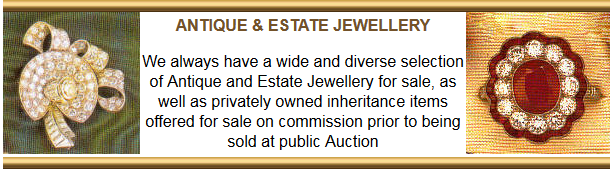 antique and estate jewellery
